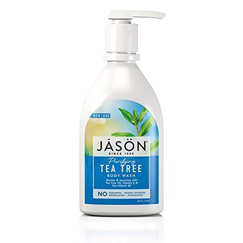 Jason Tea Tree Satin douche corps laver 887 ml