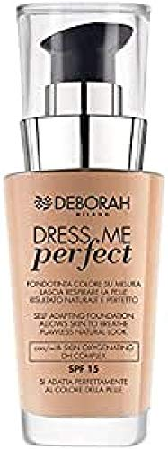 Deborah Milano Fondotinta Dress Me Perfect - 01