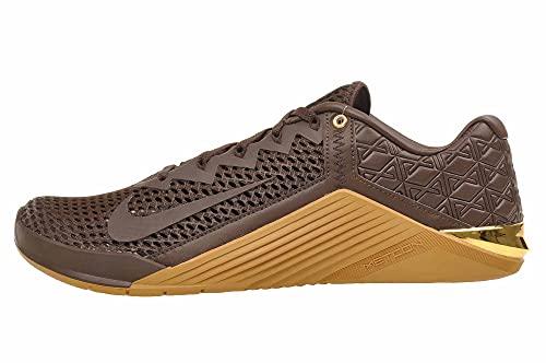 Nike Metcon 6 PRM, Chaussure de Football Mixte, Baroque Brown Baroque Brown Wheat Velvet Brown Brown, 44 EU