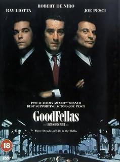 Goodfellas [1990] [DVD] (B00004CXX8) | Amazon price tracker / tracking, Amazon price history charts, Amazon price watches, Amazon price drop alerts
