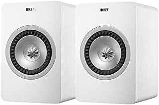 KEF Computer Speakers for PC - White - X300A