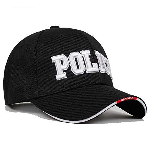 DZPHUI Gorra De Béisbol Policía Hombres Tactical Cap Swat Gorra De ...