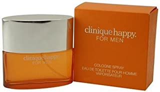 Happy By Clinique For Men. Cologne Spray 1.7 Oz.