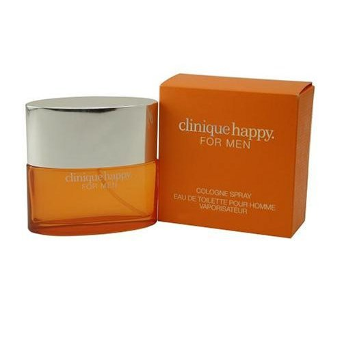 Top clinique happy for men. cologne spray 3.4 ounces for 2020