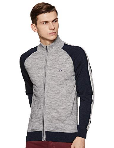Arrow Sports Men's Casual Wool Sweater