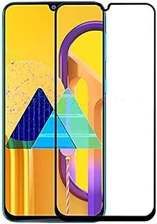 For Samsung M30s Full Screen Tempered Film 21D Silk Screen Full Plastic Tempered Glass Film
