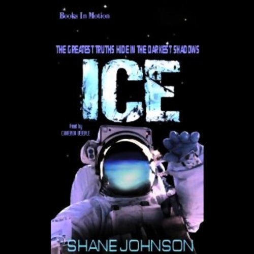 Ice audiobook cover art
