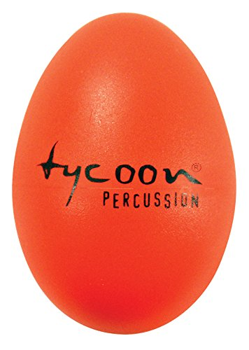 2. Tycoon Percussion Egg Shaker