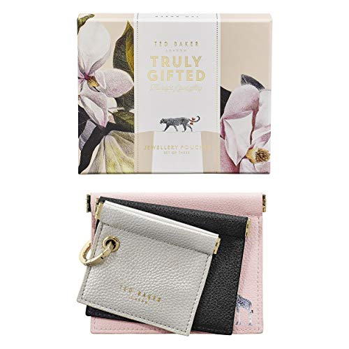 Ted Baker Jewellery Pouch, PU, Multi, One Size