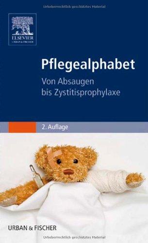 Pflegealphabet: Von Absaugen bis Zystitisprophylaxe