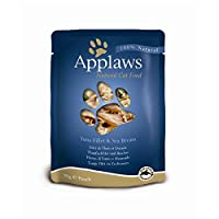 Applaws Cat Food contains no hidden dyes or artificial flavors, is all natural ingredients. Designed to meet the specific needs of senior cats (7years and above). A world first company Applaws offers the cat food in transparent packaging.