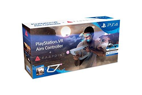 Juegos Ps4 Vr Aim Control En Español juegos ps4 vr  Marca Sony CEE PlayStation VR