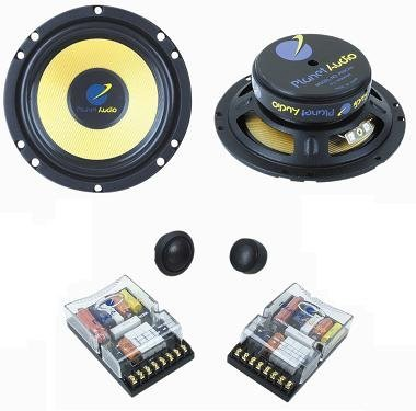 "Read About Planet Audio P52CKX, 5.25"" (13cm) 2-Way Compo System, 80Watt RMS"