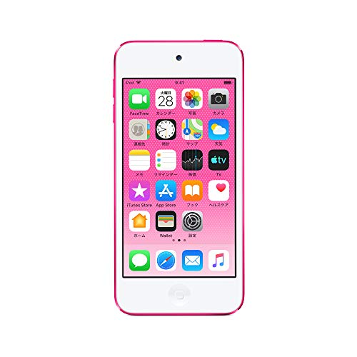 Apple iPod touch (32GB) - ピンク (最新モデル)