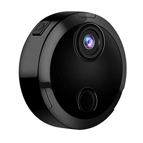 WiFi Mini-Kamera HD 1080P Micro IP-Netzwerk-Camcorder 12 Infrarot-Nachtsicht-Bewegungssensor Laden während der Aufnahme Auto-Sport DV