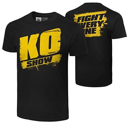 wwe big show t shirt - 2