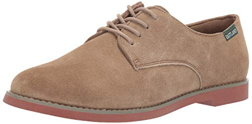 Eastland Women's Bucksport Oxford, Dark Khaki, 8 M US
