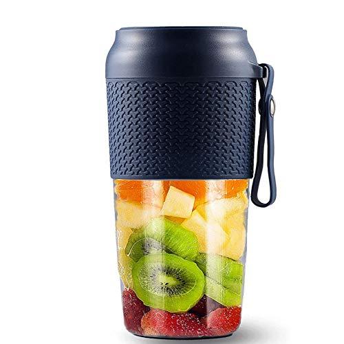 Tragbarer persönlicher Mixer, usb wiederaufladbarer Smoothie-Mixer für Früchte Shakes Smoothies und Babynahrung,...