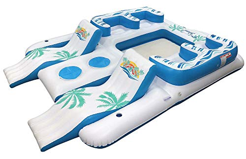 Member's Mark Inflatable Tropical Tahiti Floating Island