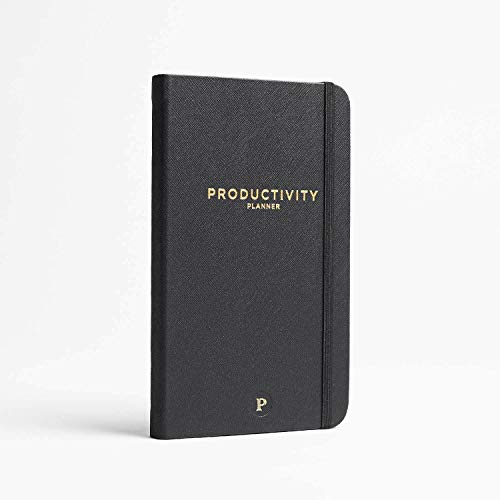 Productivity Planner: Plan Out Your Daily & Long Term Goals and Become More Productive in 2020 | Simple Daily Format - Increase Self Awareness and Productivity with Researched Productivity Principles