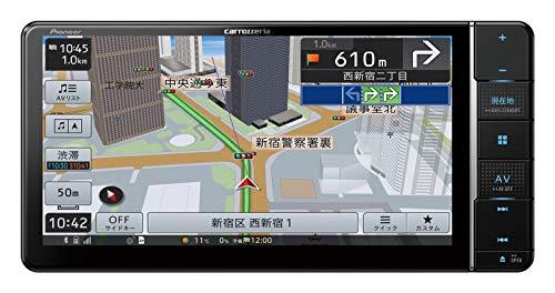 パイオニア カーナビ カロッツェリア 楽ナビ 7型ワイド AVIC-RW911 無料地図更新/フルセグ/Bluetooth/HDMI/DVD/CD/SD/USB/HD画質