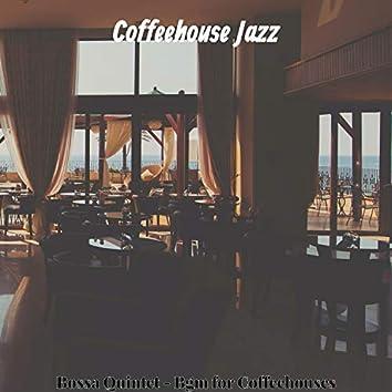 Bossa Quintet - Bgm for Coffeehouses