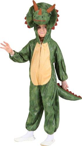 Orlob Dino Kinder Kostüm als Dinosaurier zu Karneval Fasching Gr.140/152