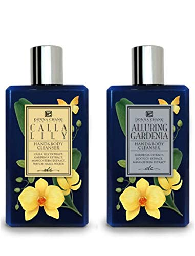 Donna Chang Calla Lily and Alluring Set - Gardenia wholesale A. Gel Cheap SALE Start Shower