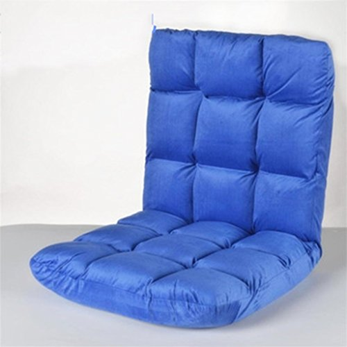 Sofa Canapé Multifonctionnel Confortable et Paresseux (Couleur : Blanc, Taille : 110 * 52 * 13cm)