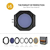 NiSi V6 Filter Holder 100mm System with NC Landscape Circular Polarising Filter(NC CPL)