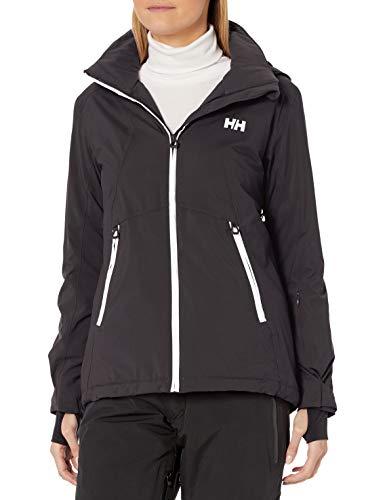 Helly Hansen Damen Skijacke W Spirit Jacket, Schwarz, XL, 65541