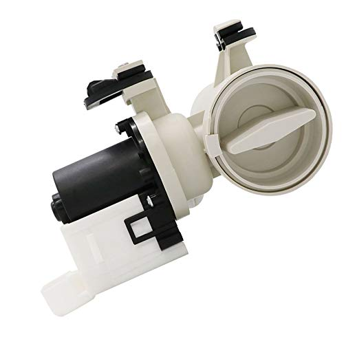 OEM W10130913 Washer Drain Pump Motor Assembly Replacement for Whirlpool by Appliancemate,Replaces Washing Machine 8540024, W10183434,WPW10730972,PS1960402