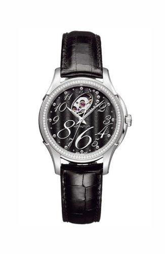 HAMILTON H32485733 – Reloj analógico automático para Mujer, Correa