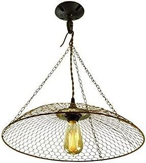 Chicken Basket Wire Light