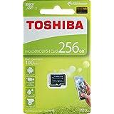 東芝(TOSHIBA) microSDXC 256GB 100MB/s UHS-I THN-M203K2560A4 海外パッケージ