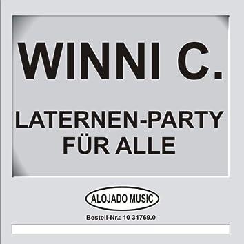 Laternen-Party für Alle