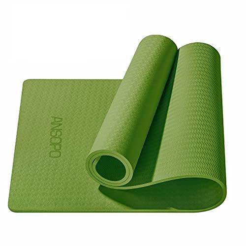 Tapetes Para Yoga marca ANSOPO
