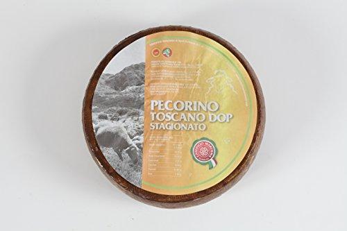 La sua maestà stagionata Pecorino Toscano è realizzata con latte di pecora proveniente da pascoli della regione Toscana o da altre zone vicine incluse nella sua specificazione. La ricca tradizione è famosa in tutto il mondo per il suo gusto fresco e ...