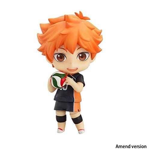 Lilongjiao Voleibol Adolescente: Shoyo Hinata Nendoroid Figura De Acción Modelo Juguetes