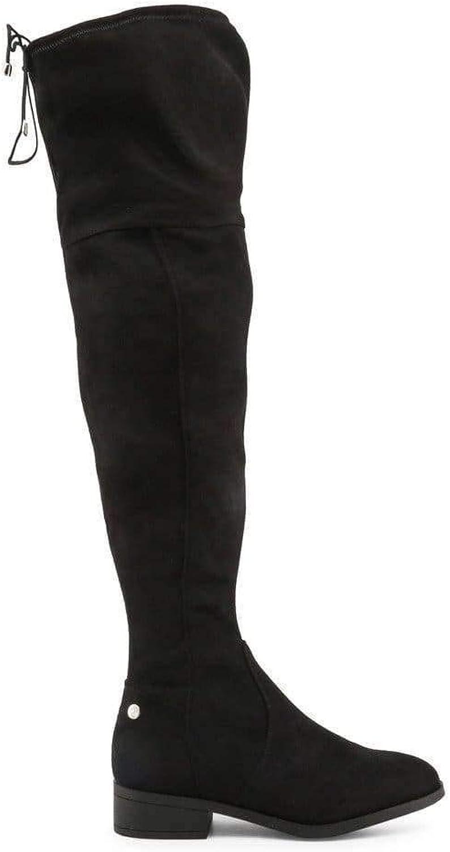 LEATHERMAN Xti Women Black Boots