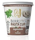 Pasta Berruto Tagliatelle Con Salsa A Los Hongos 700 g