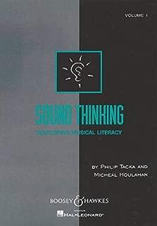 Sound Thinking: Developing Musical Literacy