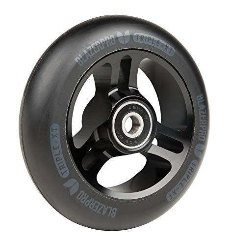 Blazer Pro Scooter Wheel Rollschuhe Unisex Erwachsene, Unisex-Erwachsene, Black (Schwarz/Schwarz), 110