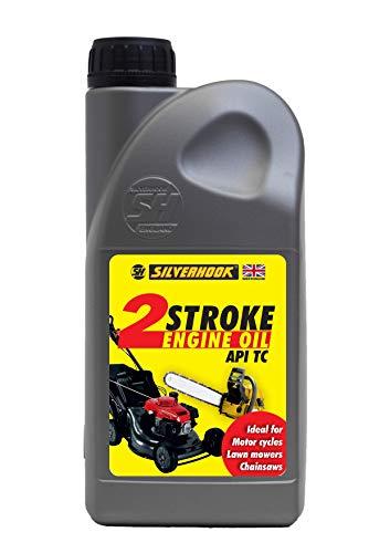 Silverhook Aceite para Motores de Dos Tiempos SHTT1, 1 l, de la Marca