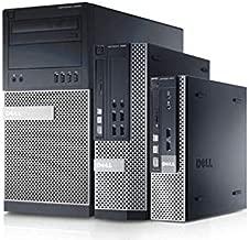 Dell Optiplex 9020 MT Core i7-4770 3.4GHz 8GB 160GB Win 7 Pro (Certified Refurbished)