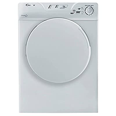 Candy Grand O Comfort GCV590NC 9kg Sensor Vented Tumble Dryer in White