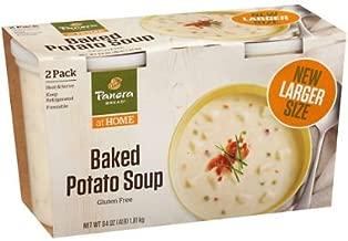 Panera Bread Loaded Baked Potato Soup 32 oz. tubs, 2 pk. A1