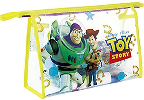 Artesania Cerda Toy Story, Neceser Set Aseo/Viaje, 23x15 cm, Azul
