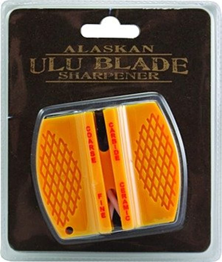 Alaskan Ulu Blade Knife Sharpener 2 Step knife Sharpening System