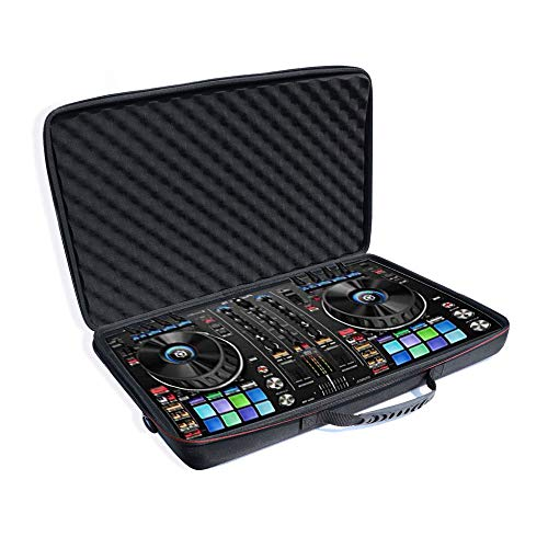 Seracle - Bolsa de almacenamiento portátil para Pionner DDJ RR, NUMARK Mixtrack Pro 3, NUMARK Mixtrack Platinum, NUMARK NV2, Denon MC4000